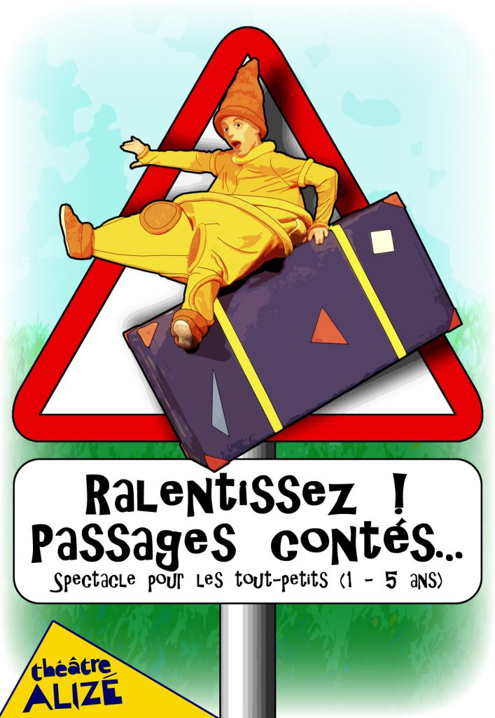 Affiche Passage Contés