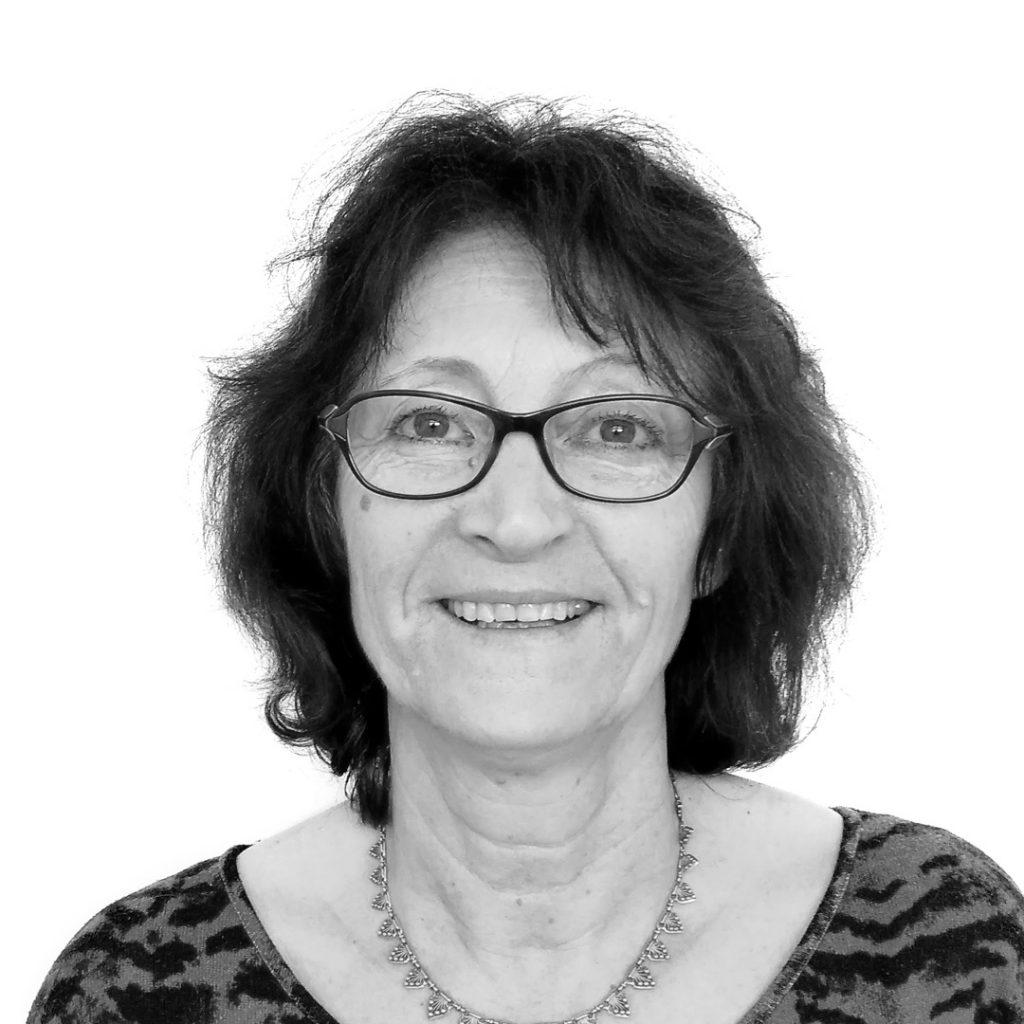 Yolande Paillard Secrétaire