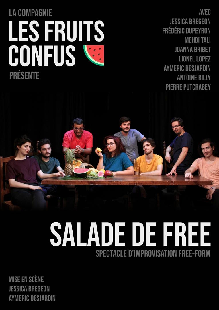 «Salade de free» improvisation free-form