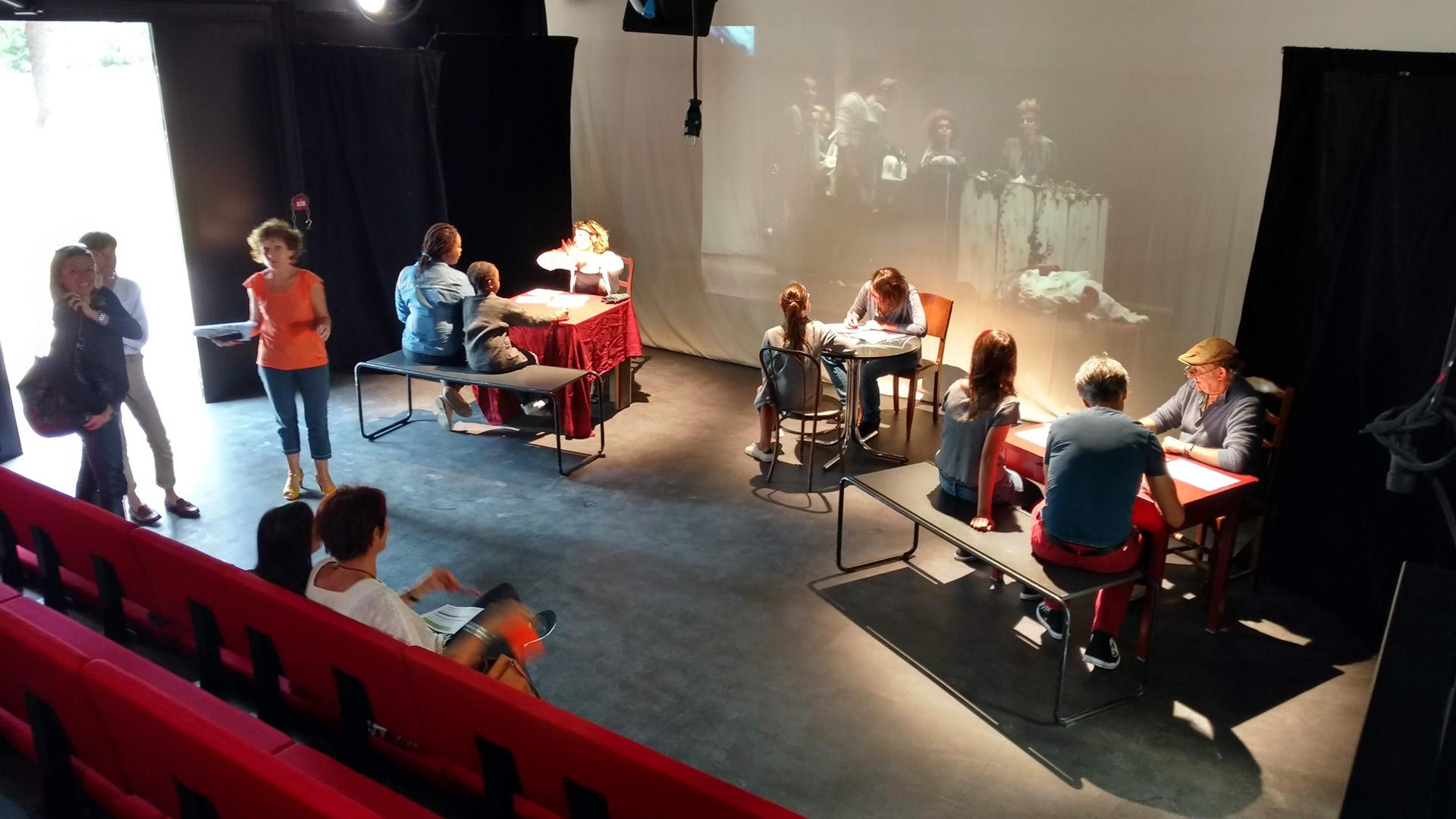 Inscription Théâtre Amateur saison 2019-2020