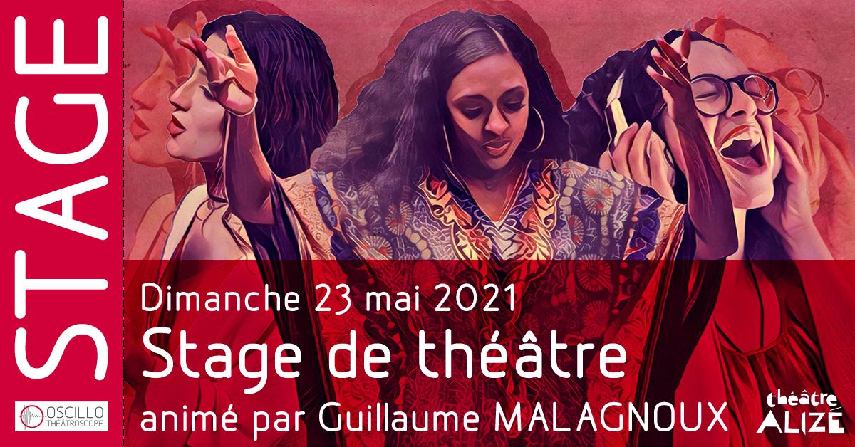 Stage de théâtre : «Musique & Musicalité ; pour un spectacle plus vivant»