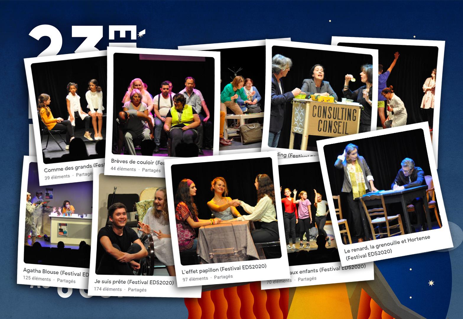 Retour en images sur le Festival «Entre-Deux-Scènes» 2020.