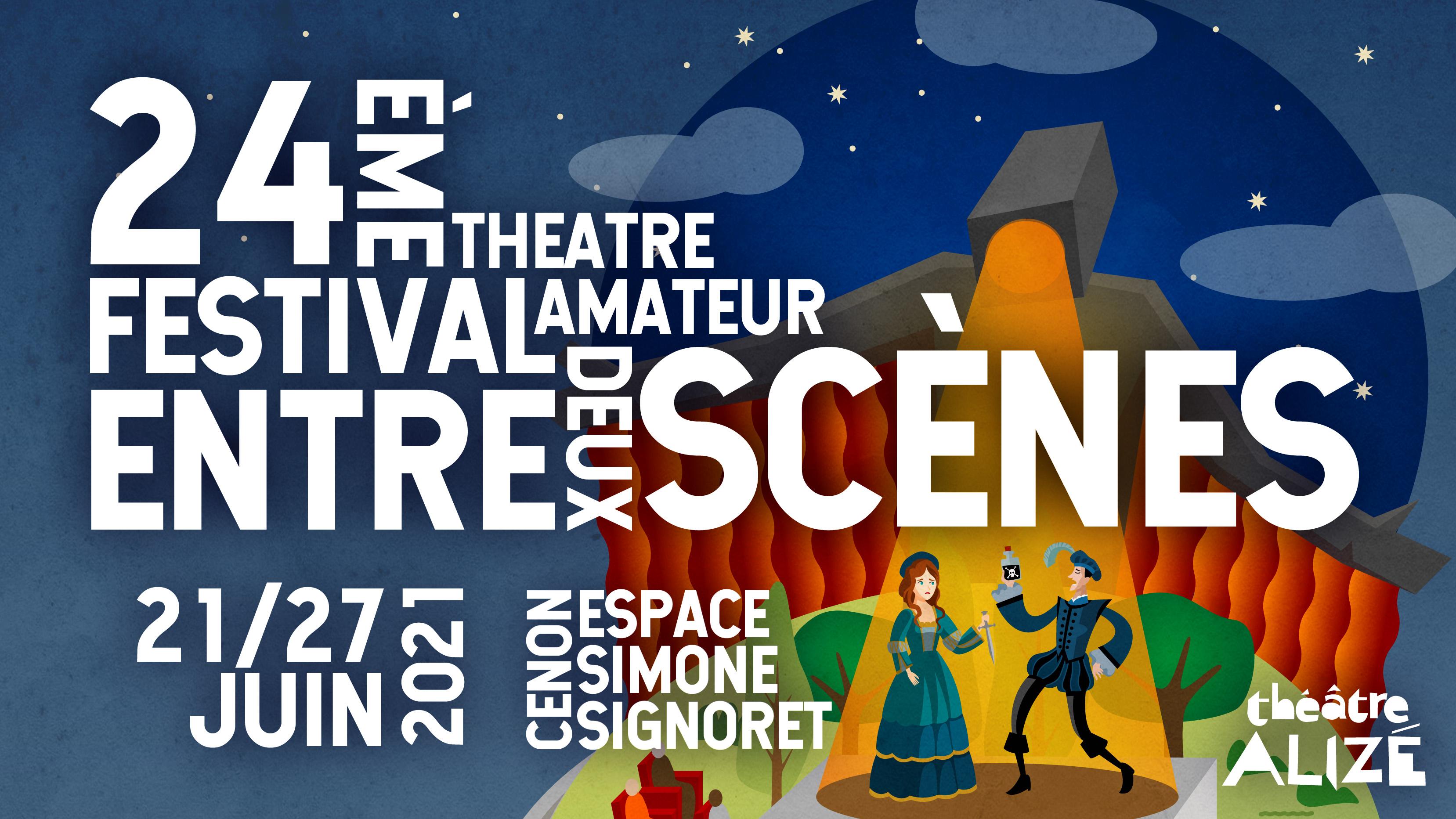 Festival Entre-Deux-Scènes 2021